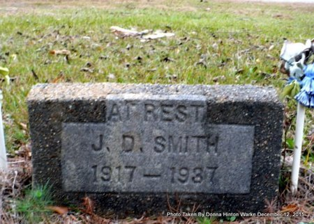 SMITH, J D - Webster County, Louisiana | J D SMITH - Louisiana Gravestone Photos