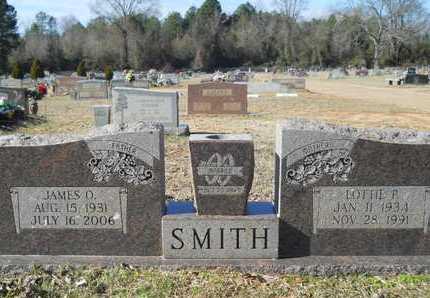 SMITH, LOTTIE P - Webster County, Louisiana   LOTTIE P SMITH - Louisiana Gravestone Photos