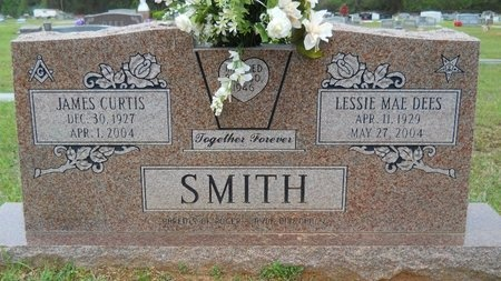 SMITH, LESSIE MAE - Webster County, Louisiana | LESSIE MAE SMITH - Louisiana Gravestone Photos