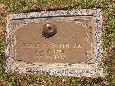 SMITH, GEORGE A, JR - Webster County, Louisiana | GEORGE A, JR SMITH - Louisiana Gravestone Photos