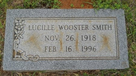 SMITH, LUCILLE WOOSTER - Webster County, Louisiana   LUCILLE WOOSTER SMITH - Louisiana Gravestone Photos