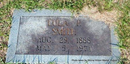 SMITH, LULA P - Webster County, Louisiana | LULA P SMITH - Louisiana Gravestone Photos