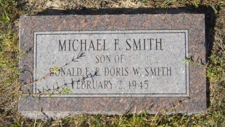 SMITH, MICHAEL F - Webster County, Louisiana   MICHAEL F SMITH - Louisiana Gravestone Photos