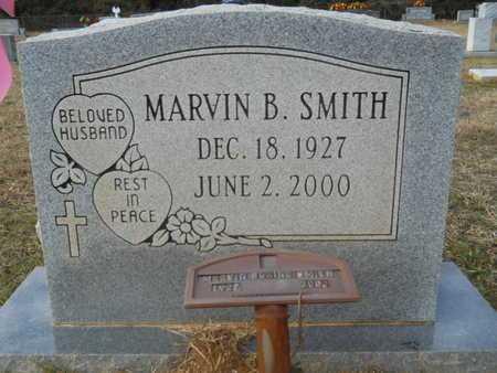 SMITH, MARVIN B - Webster County, Louisiana   MARVIN B SMITH - Louisiana Gravestone Photos