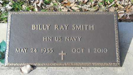 SMITH, BILLY RAY (VETERAN) - Webster County, Louisiana | BILLY RAY (VETERAN) SMITH - Louisiana Gravestone Photos