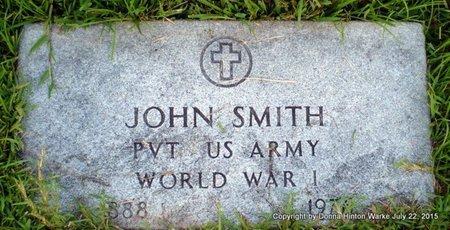SMITH, JOHN JAMES (VETERAN WWI) - Webster County, Louisiana   JOHN JAMES (VETERAN WWI) SMITH - Louisiana Gravestone Photos