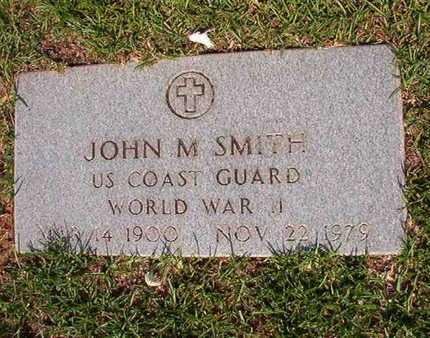 SMITH, JOHN M (VETERAN WWI) - Webster County, Louisiana | JOHN M (VETERAN WWI) SMITH - Louisiana Gravestone Photos