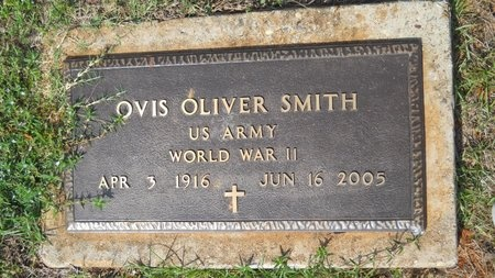 SMITH, OVIS OLIVER (VETERAN WWII) - Webster County, Louisiana | OVIS OLIVER (VETERAN WWII) SMITH - Louisiana Gravestone Photos