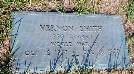 SMITH, VERNON (VETERAN WWII) - Webster County, Louisiana | VERNON (VETERAN WWII) SMITH - Louisiana Gravestone Photos
