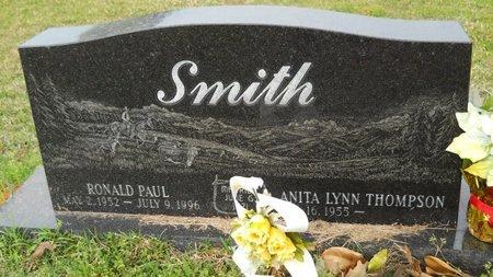 SMITH, RONALD PAUL - Webster County, Louisiana | RONALD PAUL SMITH - Louisiana Gravestone Photos
