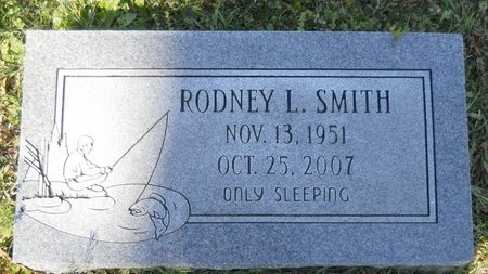 SMITH, RODNEY L - Webster County, Louisiana | RODNEY L SMITH - Louisiana Gravestone Photos