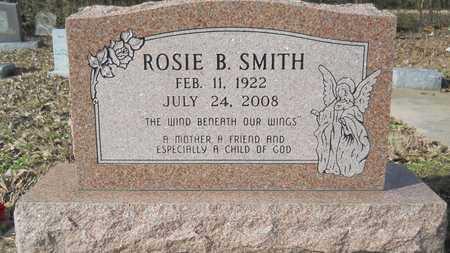 SMITH, ROSIE B - Webster County, Louisiana | ROSIE B SMITH - Louisiana Gravestone Photos