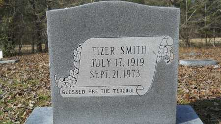 SMITH, TIZER - Webster County, Louisiana   TIZER SMITH - Louisiana Gravestone Photos