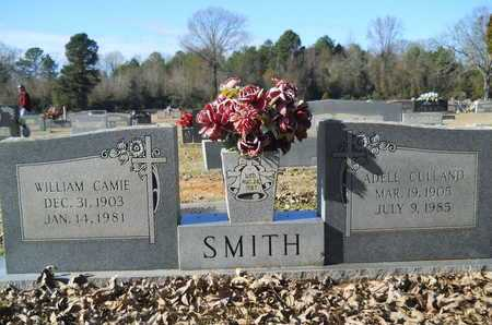 SMITH, WILLIAM CAMIE - Webster County, Louisiana | WILLIAM CAMIE SMITH - Louisiana Gravestone Photos