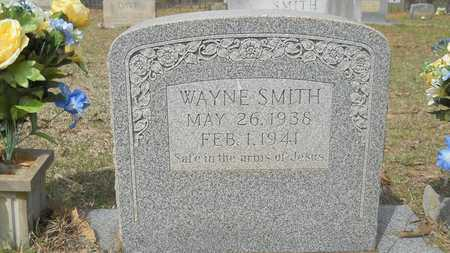 SMITH, WAYNE - Webster County, Louisiana | WAYNE SMITH - Louisiana Gravestone Photos