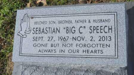 SPEECH, SEBASTIAN - Webster County, Louisiana | SEBASTIAN SPEECH - Louisiana Gravestone Photos