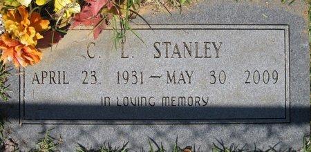 STANLEY, CLOVIS LEROY - Webster County, Louisiana | CLOVIS LEROY STANLEY - Louisiana Gravestone Photos