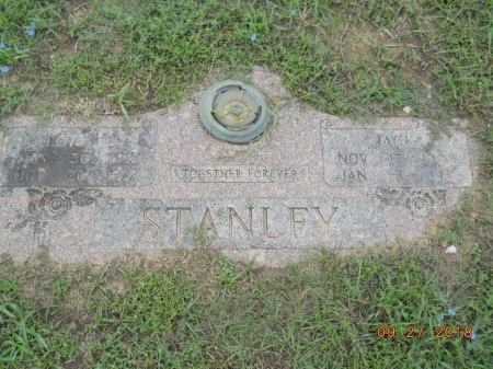 STANLEY, LOIS M - Webster County, Louisiana | LOIS M STANLEY - Louisiana Gravestone Photos