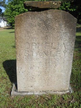 STANLEY, OPHELIA - Webster County, Louisiana | OPHELIA STANLEY - Louisiana Gravestone Photos