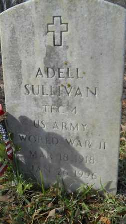 SULLIVAN, ADELL (VETERAN WII) - Webster County, Louisiana | ADELL (VETERAN WII) SULLIVAN - Louisiana Gravestone Photos