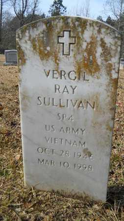 SULLIVAN, VERGIL RAY (VETERAN VIET) - Webster County, Louisiana | VERGIL RAY (VETERAN VIET) SULLIVAN - Louisiana Gravestone Photos