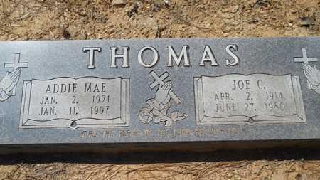 THOMAS, ADDIE MAE - Webster County, Louisiana   ADDIE MAE THOMAS - Louisiana Gravestone Photos