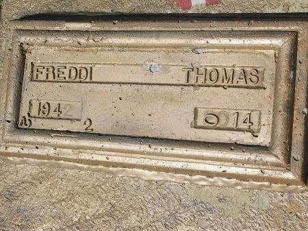 THOMAS, FREDDIE - Webster County, Louisiana   FREDDIE THOMAS - Louisiana Gravestone Photos