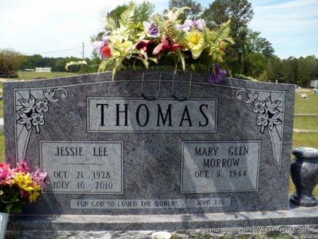 THOMAS, JESSIE LEE - Webster County, Louisiana   JESSIE LEE THOMAS - Louisiana Gravestone Photos