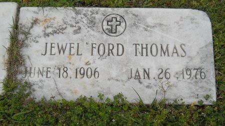 THOMAS, JEWEL - Webster County, Louisiana   JEWEL THOMAS - Louisiana Gravestone Photos