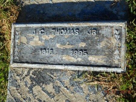THOMAS, J C., JR - Webster County, Louisiana | J C., JR THOMAS - Louisiana Gravestone Photos