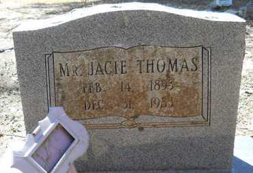 THOMAS, JACIE - Webster County, Louisiana | JACIE THOMAS - Louisiana Gravestone Photos