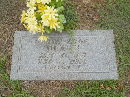 THOMAS, KATHRYN - Webster County, Louisiana | KATHRYN THOMAS - Louisiana Gravestone Photos