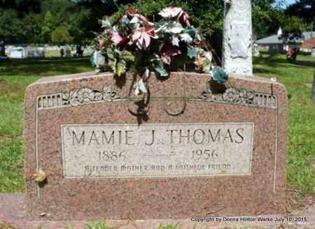 THOMAS, MAMIE - Webster County, Louisiana | MAMIE THOMAS - Louisiana Gravestone Photos