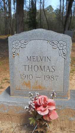 THOMAS, MELVIN - Webster County, Louisiana   MELVIN THOMAS - Louisiana Gravestone Photos