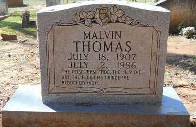 THOMAS, MALVIN - Webster County, Louisiana | MALVIN THOMAS - Louisiana Gravestone Photos