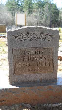THOMAS, MARTHA - Webster County, Louisiana   MARTHA THOMAS - Louisiana Gravestone Photos