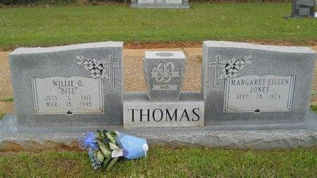 """THOMAS, WILLIE O """"BILL"""" - Webster County, Louisiana   WILLIE O """"BILL"""" THOMAS - Louisiana Gravestone Photos"""