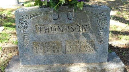 THOMPSON, ALICE - Webster County, Louisiana | ALICE THOMPSON - Louisiana Gravestone Photos