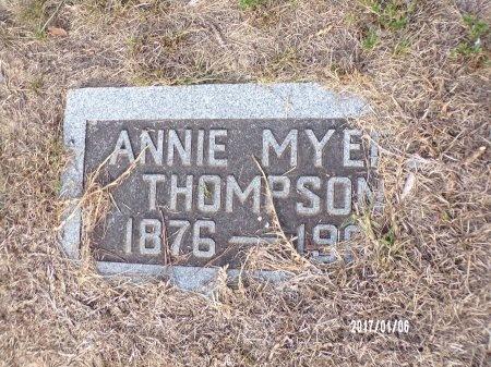 THOMPSON, ANNIE - Webster County, Louisiana   ANNIE THOMPSON - Louisiana Gravestone Photos