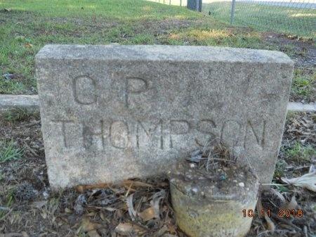 THOMPSON, C P - Webster County, Louisiana | C P THOMPSON - Louisiana Gravestone Photos