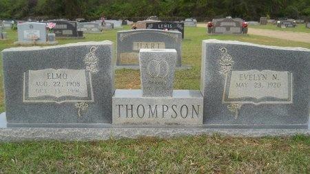 THOMPSON, ELMO - Webster County, Louisiana | ELMO THOMPSON - Louisiana Gravestone Photos