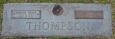 THOMPSON, BETTY JO - Webster County, Louisiana | BETTY JO THOMPSON - Louisiana Gravestone Photos