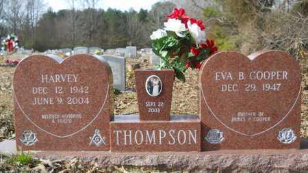 THOMPSON, HARVEY - Webster County, Louisiana | HARVEY THOMPSON - Louisiana Gravestone Photos