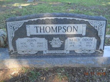 THOMPSON, NEALY - Webster County, Louisiana | NEALY THOMPSON - Louisiana Gravestone Photos