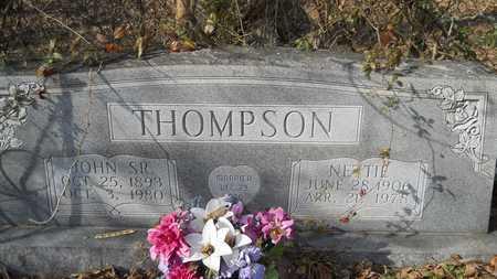 THOMPSON, NETTIE - Webster County, Louisiana | NETTIE THOMPSON - Louisiana Gravestone Photos