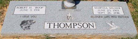 THOMPSON, MARTHA - Webster County, Louisiana   MARTHA THOMPSON - Louisiana Gravestone Photos