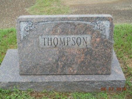 THOMPSON, MEMORIAL - Webster County, Louisiana   MEMORIAL THOMPSON - Louisiana Gravestone Photos