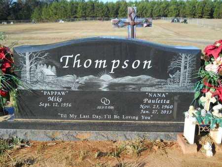 THOMPSON, PAULETTA - Webster County, Louisiana | PAULETTA THOMPSON - Louisiana Gravestone Photos