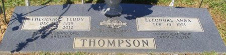 THOMPSON, THEODORE - Webster County, Louisiana | THEODORE THOMPSON - Louisiana Gravestone Photos