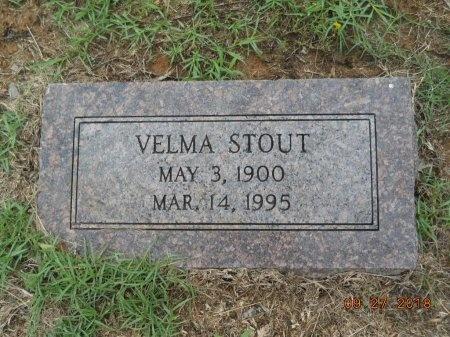 THOMPSON, VELMA - Webster County, Louisiana   VELMA THOMPSON - Louisiana Gravestone Photos